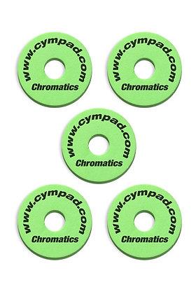 CYMPAD CHROMATICS GREEN 40/15MM 5PK
