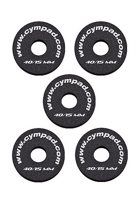 CYMPAD CHROMATICS BLACK 40/15MM 5PK