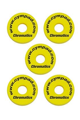CYMPAD CHROMATICS YELLOW 40/15MM 5PK
