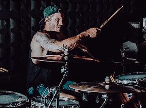 Big Sound Percussion Artist - Mark Ferguson