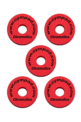CYMPAD CHROMATICS RED 40/15MM 5PK