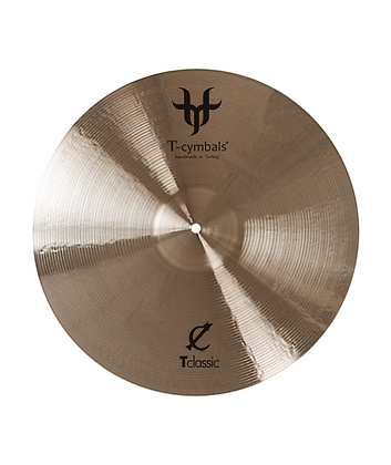 "T-CYMBALS CLASSIC 20"" MEDIUM RIDE"