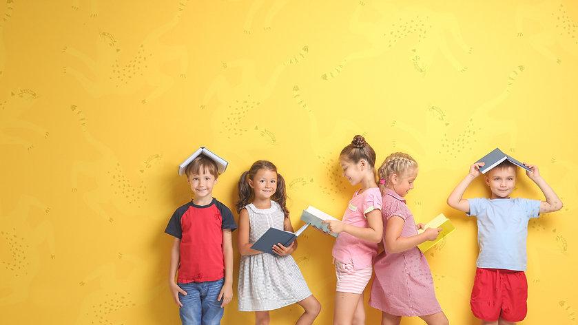 Kinderbücher und Kurzgeschichten