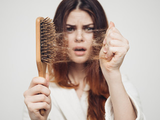 Suffering from hair loss recently ?!