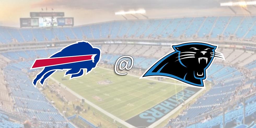 Bills vs. Panthers - Round-trip Ticket