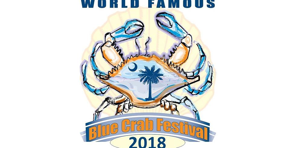 World Famous Blue Crab Festival - Little River, SC