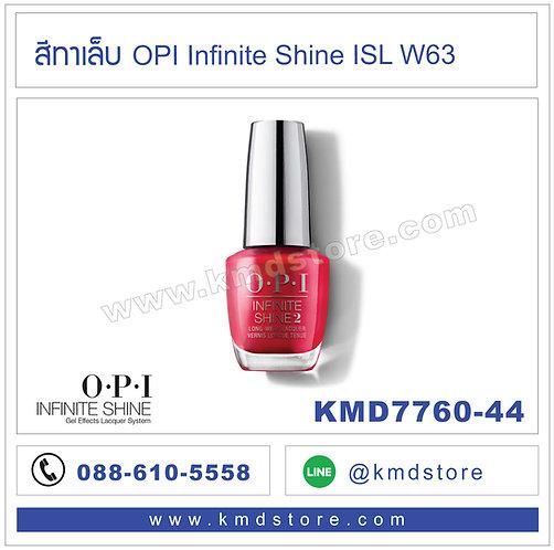 KMD7760-44 สีทาเล็บ OPI INFINITE SHINE - OPI by Popular Vote / ISLW63