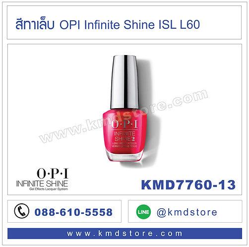 KMD7760-13 สีทาเล็บ OPI INFINITE SHINE - Dutch Tulips / ISLL60