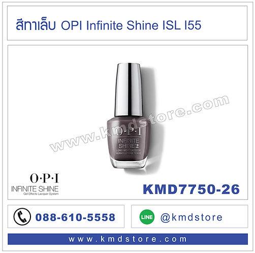 KMD7750-26 สีทาเล็บ OPI INFINITE SHINE - Krona-logical Order / ISLI55