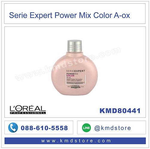 KMD80441 ทรีทเม้นท์บำรุง L'OREAL Serie Expert Power Mix Color A-ox