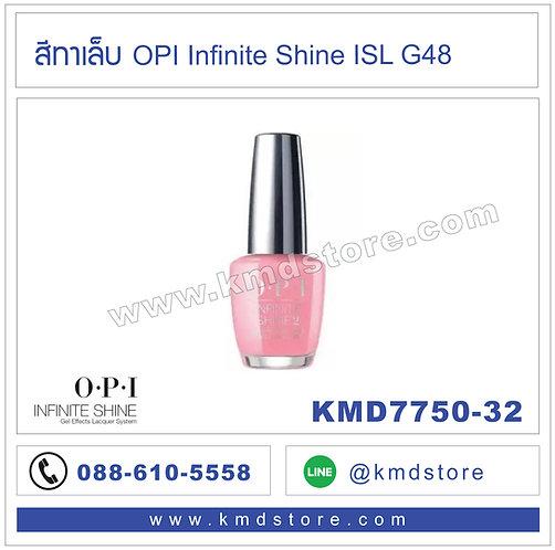KMD7750-32 สีทาเล็บ OPI INFINITE SHINE - PINK LADIES RULE THE SCHOOL / ISLG48