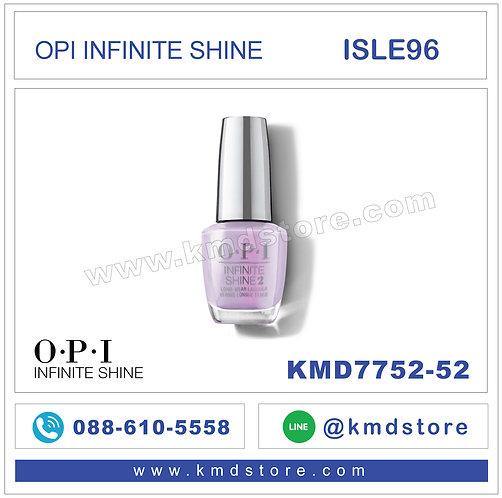 KMD7752-52 สีทาเล็บ OPI INFINITE SHINE - Glisten Carefully! / ISLE96