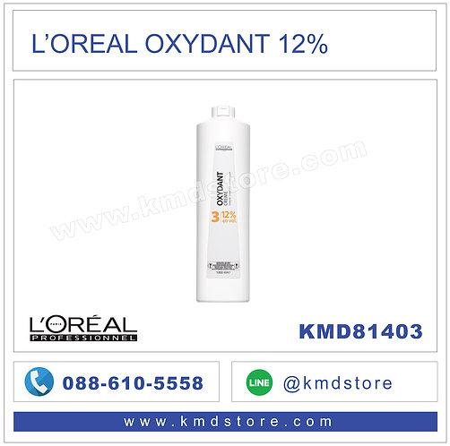 KMD81403 L'OREAL OXYDANT 12%