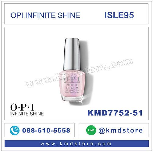 KMD7752-51 สีทาเล็บ OPI INFINITE SHINE - I'M A NATURAL /  ISLE95