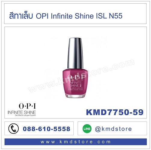 KMD7750-59 สีทาเล็บ OPI INFINITE SHINE - Spare Me A French Quarter? / ISLN55