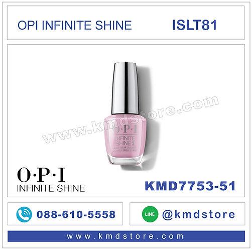 KMD7753-51 สีทาเล็บ OPI INFINITE SHINE - Another Ramen-tic Evening / ISLT81