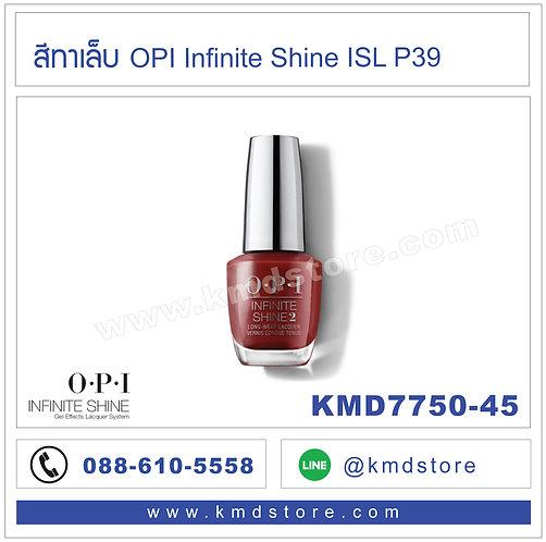 KMD7750-45 สีทาเล็บ OPI INFINITE SHINE - I Love You Just Be-Cusco / ISLP39