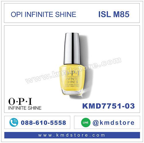 KMD7751-03 สีทาเล็บ OPI INFINITE SHINE - Don't Tell a Sol / ISLM85