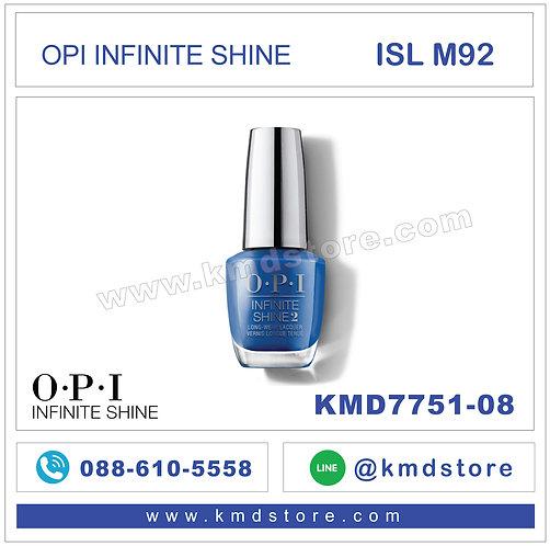 KMD7751-08  สีทาเล็บ OPI INFINITE SHINE - Mi Casa Es Blue Casa / ISLM92