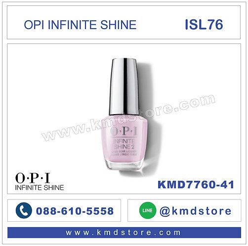 KMD7760-41 สีทาเล็บ OPI INFINITE SHINE - WHISPERFECTION / ISL76