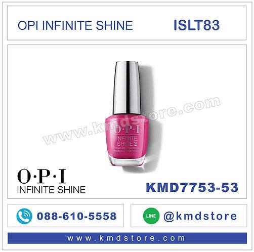 KMD7753-53 สีทาเล็บ OPI INFINITE SHINE - Hurry-juku Get This Color! / ISLT83