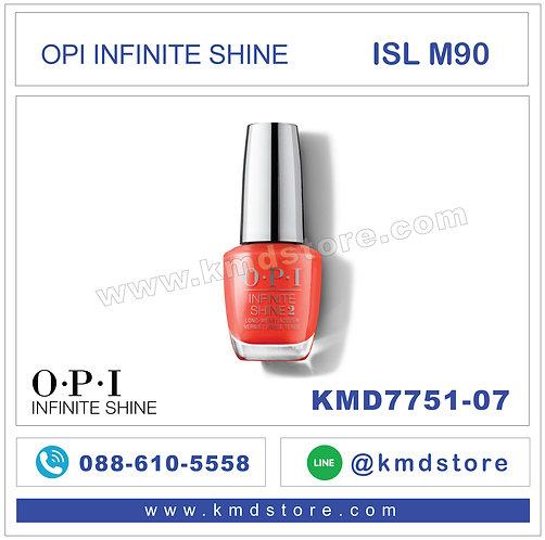 KMD7751-07 สีทาเล็บ OPI INFINITE SHINE - ¡Viva OPI! / ISLM90
