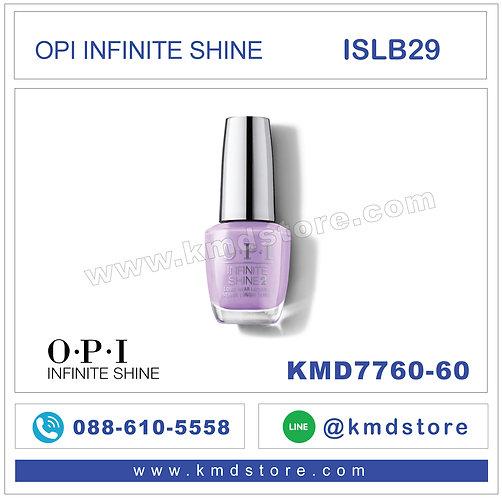 KMD7760-60 สีทาเล็บ OPI INFINITE SHINE - Do You Lilac It? / ISLB29