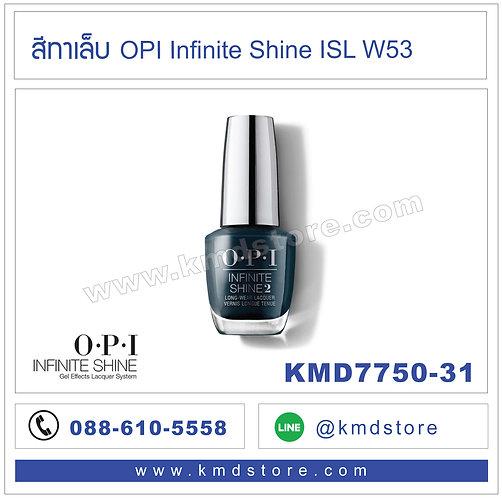 KMD7750-31 สีทาเล็บ OPI INFINITE SHINE - CIA=COLOR IS AWESOME / ISLW53