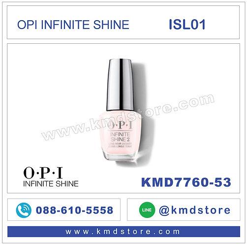 KMD7760-53 สีทาเล็บ OPI INFINITE SHINE - Pretty Pink Perseveres / ISL01
