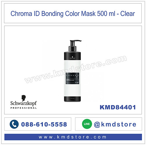 KMD84401  Chroma ID Bonding Color Mask 500 ml - clear