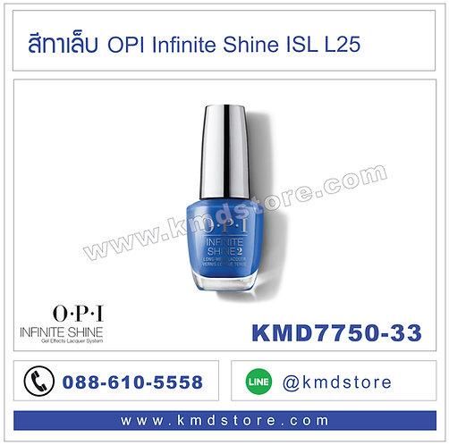 KMD7750-33 สีทาเล็บ OPI INFINITE SHINE - Tile Art to Warm Your Heart / ISLL25
