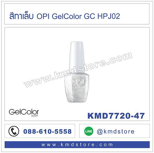 KMD7720-47 สีทาเล็บ OPI GelColor - Ornament To Be Together / GCHPJ02