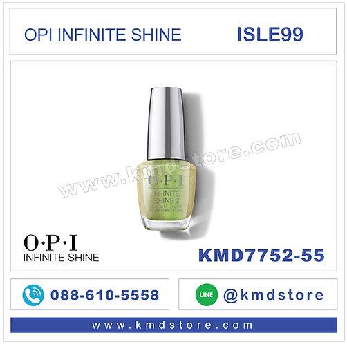 KMD7752-55 สีทาเล็บ OPI INFINITE SHINE - Olive for Pearls! / ISLE99