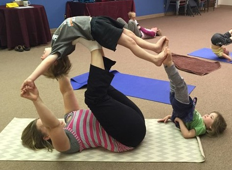 Family Yoga Playtime! Sign up today!