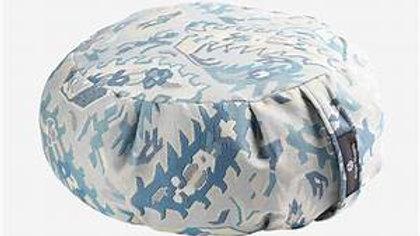 Hugger Mugger - Color: Crystal Garden - Zafu Meditation Cushion