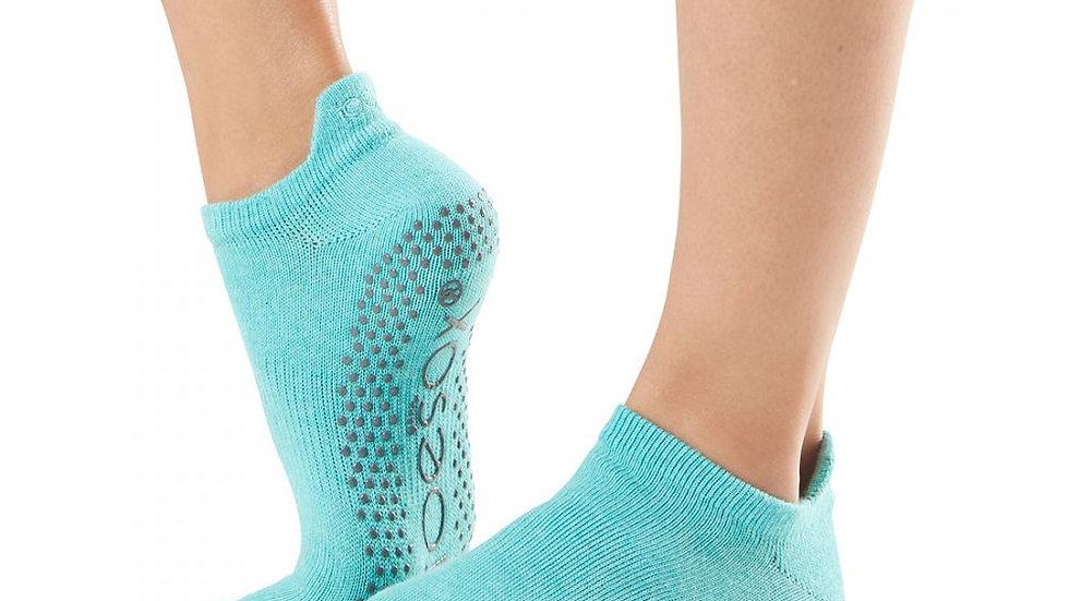 toesox - Full Toe Low Rise Grip Socks