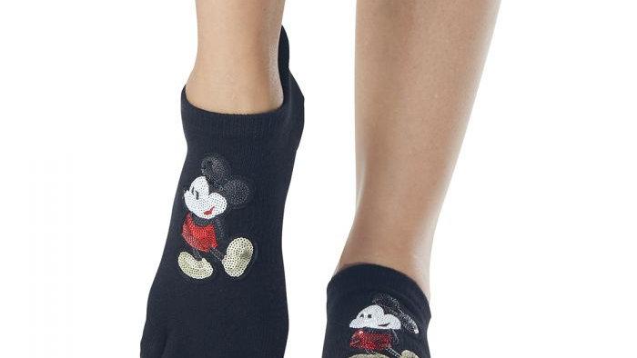 Disney Full Toe Low Rise Grip Socks