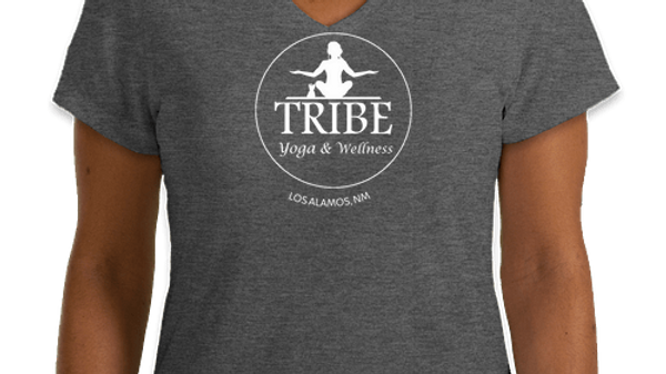 Tribe Yoga Gear V‑Neck T‑shirt