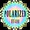 Thumbnail: MEB fresh - MEDITERRANEAN SUNRISE BLUE - REFLECTIVE WOODEN SUNGLASSES