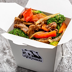 Mandarin Beef Alacarte