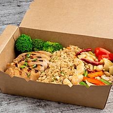Teriyaki Chicken & Kung Pao Chicken