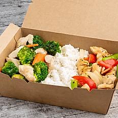 Chicken Broccoli & Black Pepper Chicken