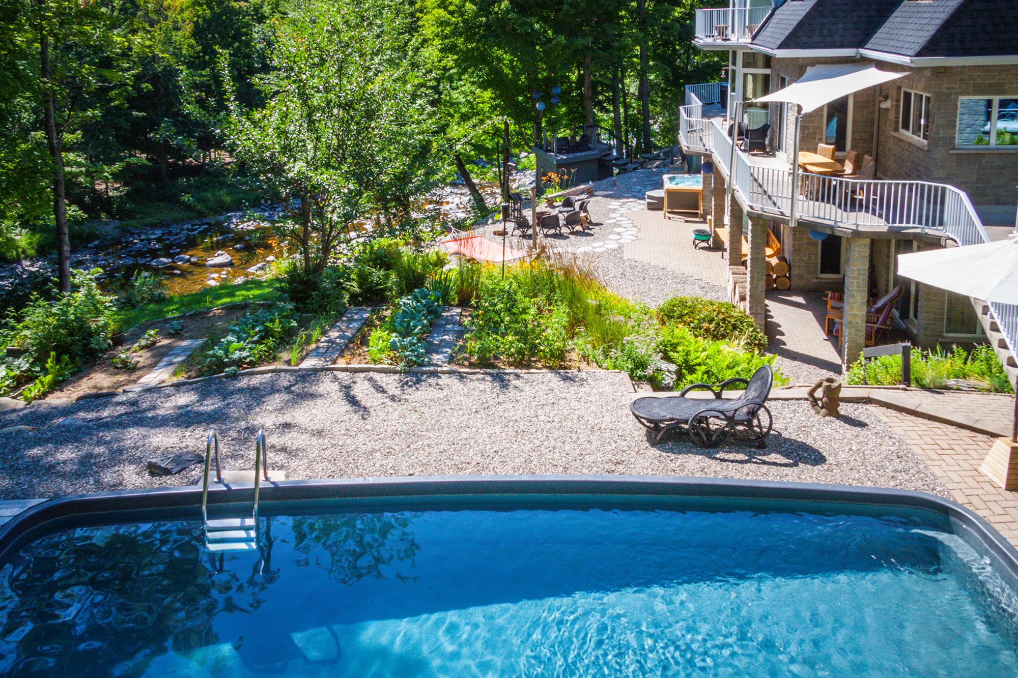 Villa Nao spa espace piscine