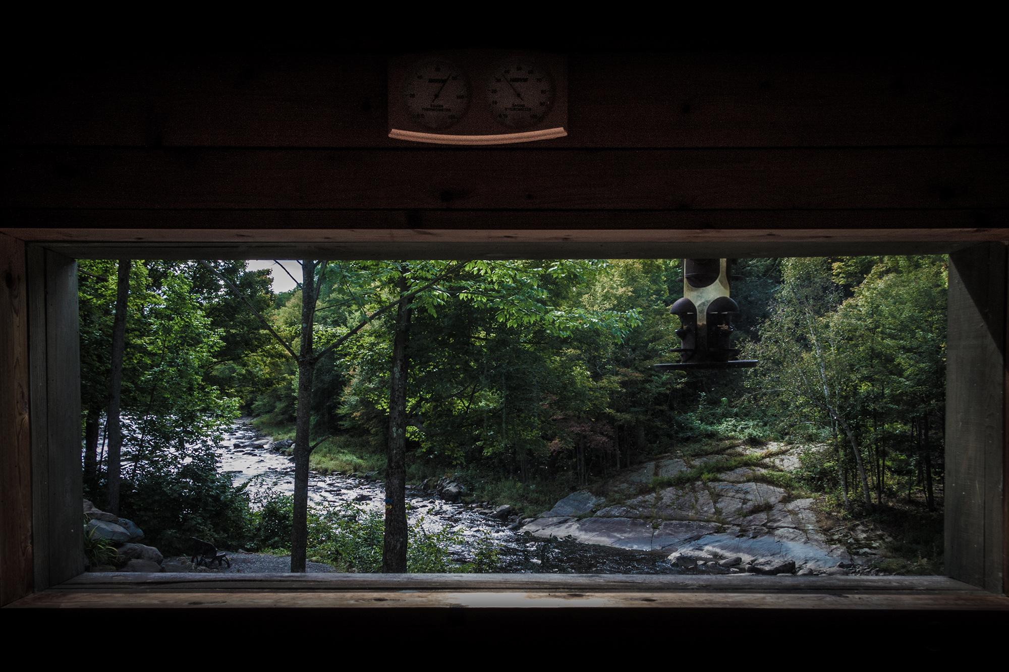 Villa Nao spa sauna sec