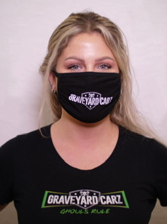 Graveyard Carz Face Mask Free Shipping