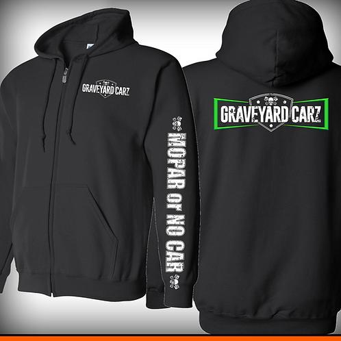 Graveyard Carz Pull Over Hoodie