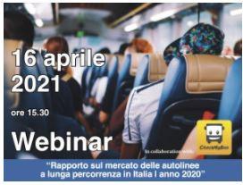 Rapporto sul mercato italiano delle autolinee 2020 di Traspol - CheckMyBus
