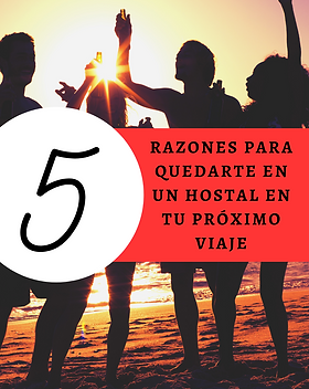 5 REASONS TO STAY IN A HOSTEL ON YOUR NE