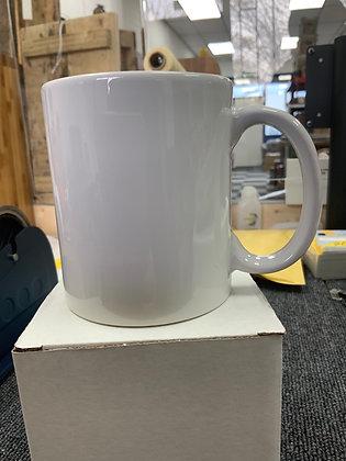 Custom mug - white