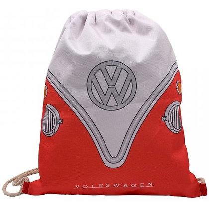 Red Volkswagen Campervan Bag, 41cm